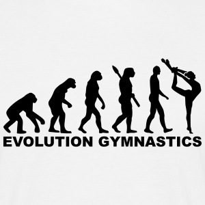 Evolution Gymnastics T-Shirts - Männer T-Shirt