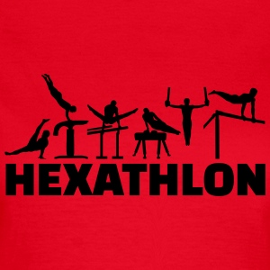 Hexathlon T-Shirts - Frauen T-Shirt