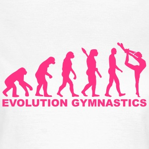 Evolution Gymnastics T-Shirts - Frauen T-Shirt