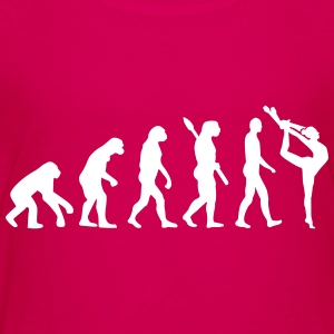 Evolution Gymnastik T-Shirts - Kinder Premium T-Shirt
