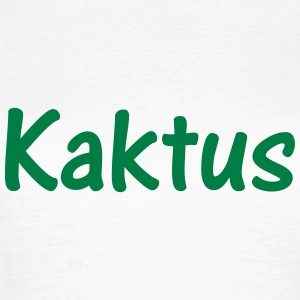 Kaktus T-Shirts - Frauen T-Shirt