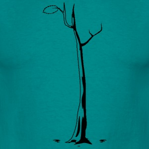 Fall autumn leaves tree T-Shirts - Men's T-Shirt