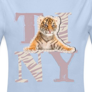 Animal Planet Tiny Tiger baby body - Baby langærmet body