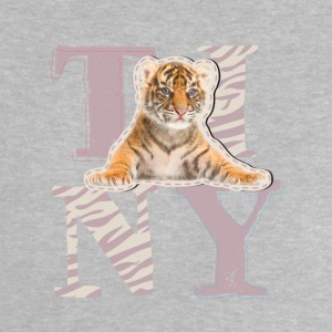 Animal Planet liten tiger baby-T-shirt - Baby-T-shirt