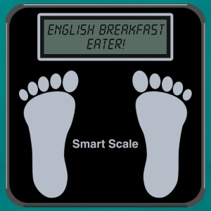 Scale - English breakfast T-Shirts - Women's T-Shirt