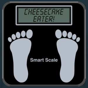 Scale - Cheesecake T-Shirts - Men's T-Shirt
