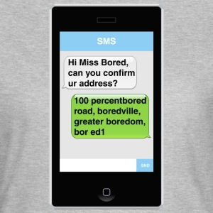 SMS - Bored T-Shirts - Women's T-Shirt