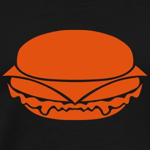 hamburger_3108 T-Shirts - Men's Premium T-Shirt