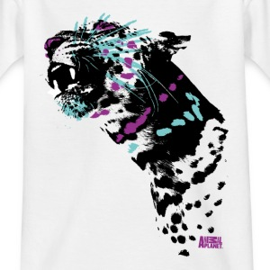 Animal Planet T-shirt tonåring leopard - T-shirt tonåring