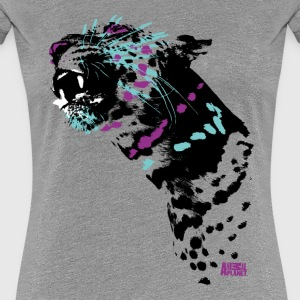 Animal Planet Frauen T-Shirt Leopard - Frauen Premium T-Shirt
