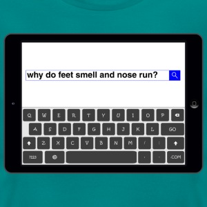Search - Feet & Nose T-Shirts - Women's T-Shirt