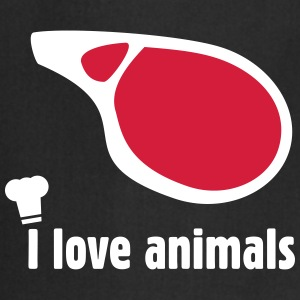 I love animals Tabliers - Tablier de cuisine