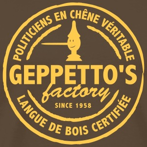 geppeto's factory - T-shirt Premium Homme