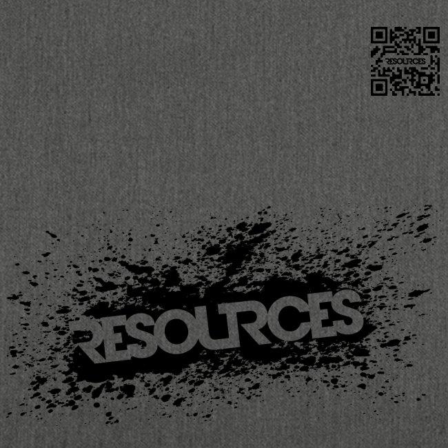 Ökotasche Splash+QR-Code-Mini, div. Farben