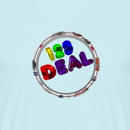 Logo 123DEAL Metall