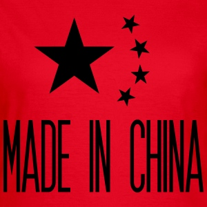 Made in China T-shirts - Vrouwen T-shirt