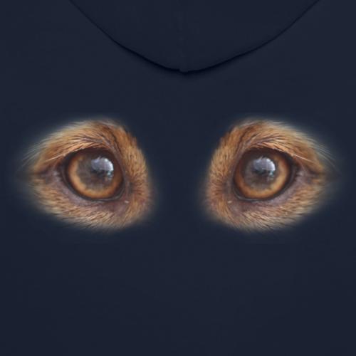 Augen transparent kleiner
