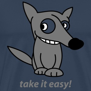 take it easy Camisetas - Camiseta premium hombre