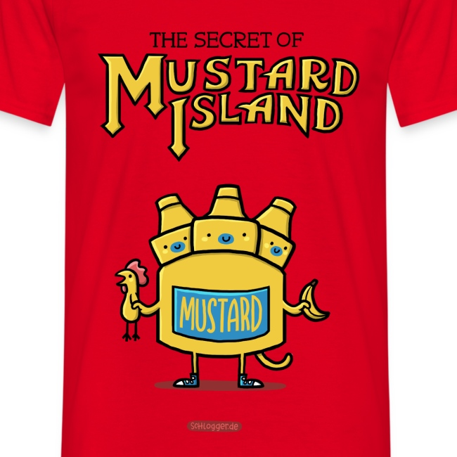 The Secret of Mustard Island