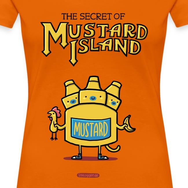 The Secret of Mustard Island
