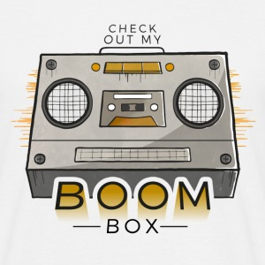 check out my Boom-Box T-Shirts - Men's T-Shirt