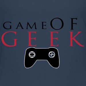 game of geek design Tee shirts - T-shirt Premium Enfant