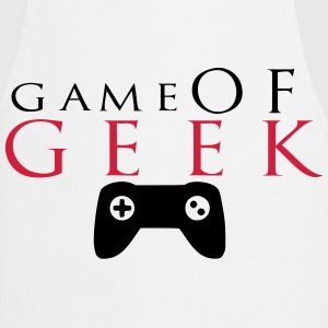 game of geek design Tabliers - Tablier de cuisine