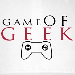 game of geek 1 Caps & Mützen - Flexfit Baseballkappe