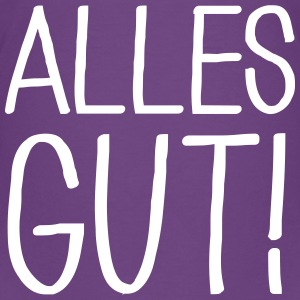 Alles gut! T-Shirts - Teenager Premium T-Shirt