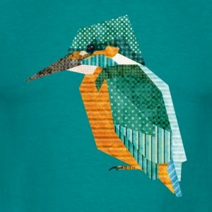 Kingfisher T-Shirt - Men's - Men's T-Shirt