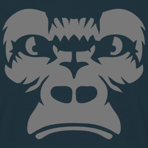 Gorilla animal ape 26082 T-Shirts - Men's T-Shirt
