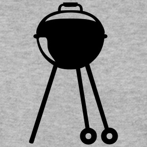 barbecue bbq logo barbeuk 26082 Sweat-shirts - Sweat-shirt Homme