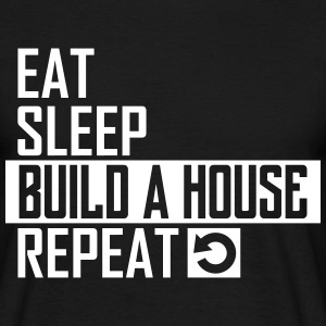 build a house T-Shirts - Männer T-Shirt
