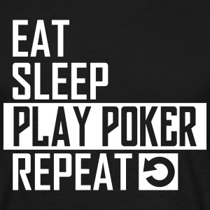 play poker T-Shirts - Männer T-Shirt