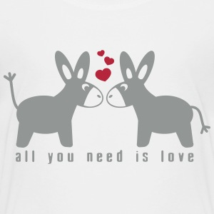 All you need is love Tee shirts - T-shirt Premium Enfant