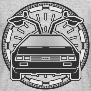 delorean Tee shirts - T-shirt Homme