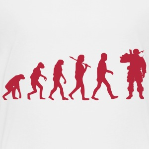 Soldat Evolution T-Shirts - Teenager Premium T-Shirt