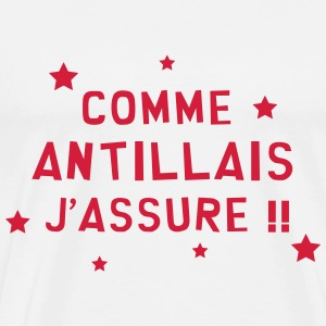 Antilles / Antillais / Antillaise / Martinique Tee shirts - T-shirt Premium Homme