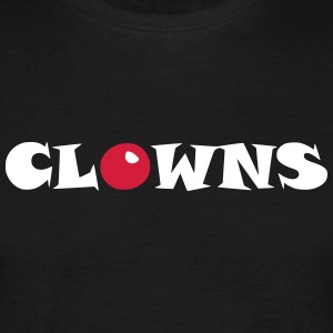 clown T-Shirts - Men's T-Shirt