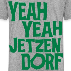 Yeah Yeah Jetzendorf Team Support Shirt Kids - Kinder Premium T-Shirt