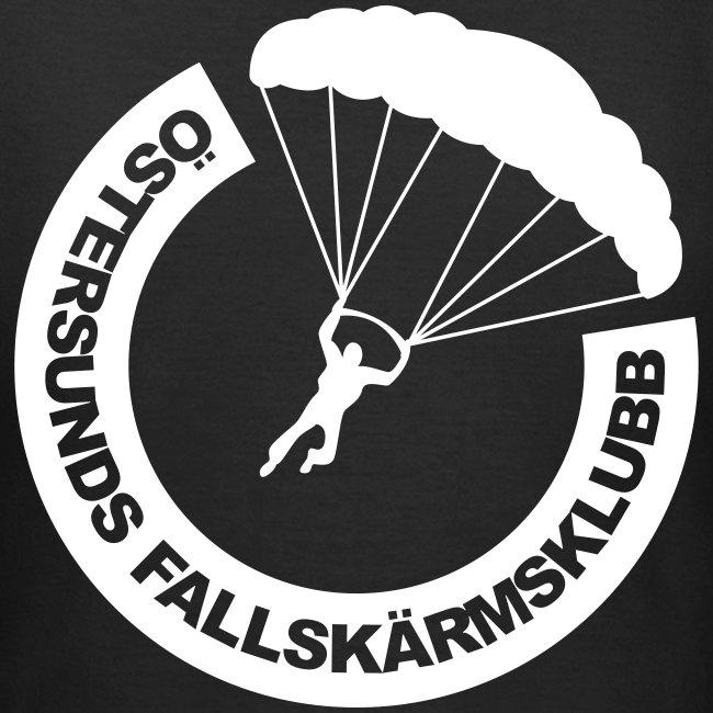 ÖFSK T-shirt DAM Vitt tryck