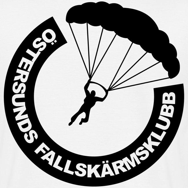 ÖFSK T-shirt HERR Svart tryck