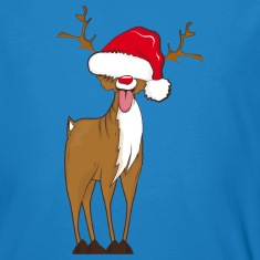 A naughty reindeer  T-Shirts