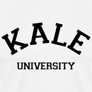 Kale University T-Shirts - Men's Premium T-Shirt