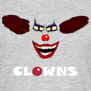 clown6 Tee shirts - T-shirt Homme