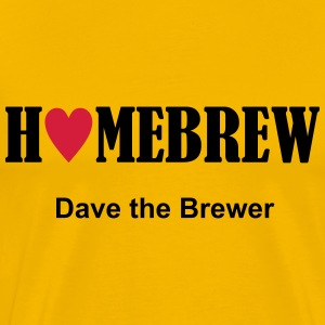HOMEBREW T-Shirts - Men's Premium T-Shirt
