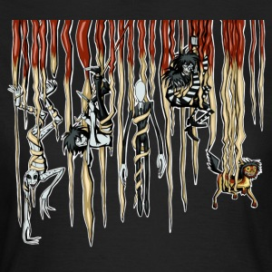 Hanging CreepyPasta - Women's T-Shirt