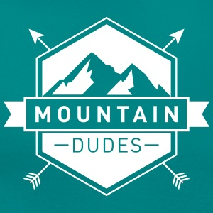 Mountain Dude T-Shirt - Frauen T-Shirt