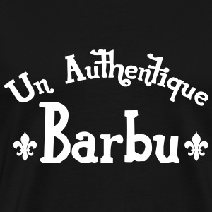 Barbu / Barbe / Moustache / Hipster / Moustachu Tee shirts - T-shirt Premium Homme