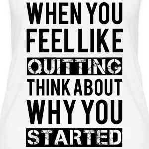 Motivation Tops - Vrouwen bio tank top